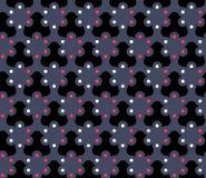 Geometric seamless pattern background Royalty Free Stock Photography