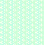 Geometric seamless pattern background with line, triangle and ci Royalty Free Stock Photo