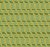 Geometric seamless pattern background with line and weave style. Royalty Free Stock Photos