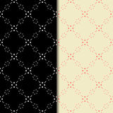 Geometric seamless pattern background. stock illustration