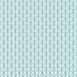 Geometric seamless pattern. Cold color gradient abstract leaf. Repeating modern geometric grid background. Fashion fabric organic stock illustration