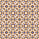 Geometric seamless pattern with color diagonal squares. Royalty Free Stock Photos