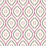 Geometric Seamless Pattern. Seamless colored ornament. Modern background. Geometric modern pattern Stock Photography