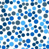 Geometric seamless pattern cover. Circle icon creative design. Wallpaper, web design, textile, printing and UI and UX usage. Geometric seamless pattern cover stock illustration
