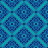 Geometric seamless pattern diamonds Royalty Free Stock Photo