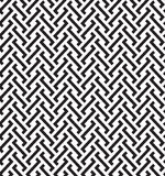 Geometric seamless pattern in east asian style Royalty Free Stock Photo
