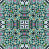 Geometric seamless pattern. Royalty Free Stock Photos