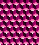 Geometric seamless pattern, endless colorful vector regular back Royalty Free Stock Image