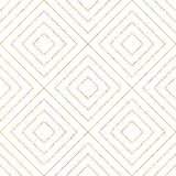 Geometric seamless pattern of gold glitter diagonal lines or strokes Royalty Free Stock Photos