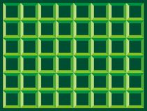 Geometric seamless pattern - green colour Royalty Free Stock Photo