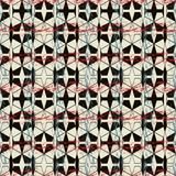 Geometric seamless repeat pattern. Vector illustration. vector illustration