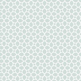 Geometric Seamless Pattern. Seamless light blue and white ornament. Modern geometric pattern with repeating elements Stock Photography