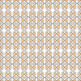 Geometric seamless pattern Stock Image