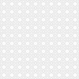 Geometric Seamless Pattern Stock Photo