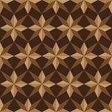 Geometric seamless pattern. Pattern like wood, lacquer finish royalty free illustration
