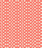Geometric seamless pattern. Netting structure Stock Photo
