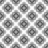Geometric Seamless Pattern. Geometric pattern with oriental elements. Seamless vector background. Abstract texture vector illustration