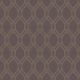 Geometric Seamless  Pattern. Geometric ornament. Seamless  background. Abstract texture with vertical waves for wallpapers. Repeating geometric elements. Brown Royalty Free Stock Photos