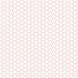 Geometric Seamless Pattern. Seamless ornament. Modern geometric pattern with repeating elements. Pink and white pattern royalty free stock photography