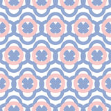 Geometric seamless pattern in pantone color of the year 2016. Abstract simple design. Geometric seamless pattern in color of the year 2016. Abstract circle Vector Illustration