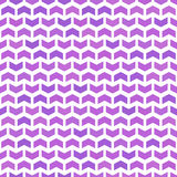 Geometric Seamless Pattern. Geometric pattern with purple arrows. Seamless abstract background royalty free illustration