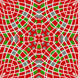 Geometric seamless pattern. Stock Photography