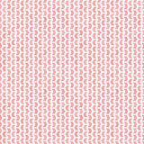 Geometric Seamless Pattern. Geometric pattern with red and pink arrows. Seamless abstract background Stock Image