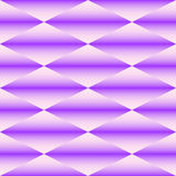 Geometric seamless pattern of rhombus. Abstract geometric pattern of lilac rhombuses. Seamless texture Royalty Free Stock Image
