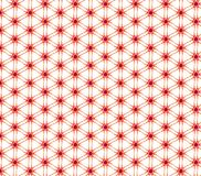 Geometric seamless pattern in shades of red. Can be used these p. Atterns as banners, business cards, festive decorations, greeting cards and for your ideas Stock Photo