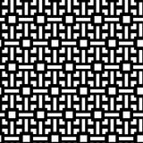 Geometric seamless pattern Royalty Free Stock Images