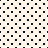 Geometric seamless pattern, texture with perforate squares. Geometric seamless pattern, simple vector texture with small smooth perforated squares. Subtle Stock Image