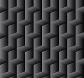 Geometric Seamless Pattern. Geometric vector cubes background. This is file of EPS8 format Royalty Free Stock Photos