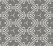 Geometric  seamless pattern vector Royalty Free Stock Image