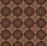 Geometric seamless pattern, which imitates parquet flooring royalty free illustration