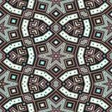 Geometric seamless texture Stock Photography