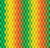 Geometric seamless texture vector pattern Stock Image