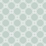 Geometric Seamless Vector Abstract Pattern Stock Image