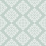 Geometric Seamless Vector Abstract Pattern Royalty Free Stock Photos
