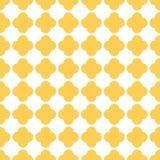 Geometric seamless vector pattern Royalty Free Stock Photos