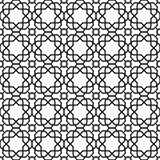 Geometric Seamless Vector Pattern Stock Photography