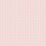 Geometric Seamless Vector Pattern. Geometric vector pattern with pink arrows. Seamless abstract background royalty free illustration