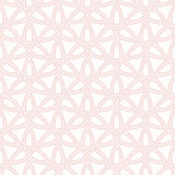 Geometric Seamless Vector Pattern. Seamless vector pink ornament. Modern geometric pattern with repeating elements Royalty Free Stock Photo