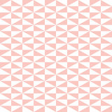 Geometric Seamless Vector Pattern Royalty Free Stock Image