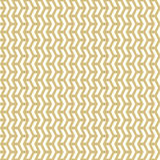 Geometric Seamless Vector Pattern Stock Image