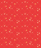Geometric seamless vintage pattern background with Royalty Free Stock Photos