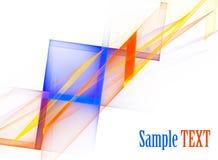 Geometric shape Stock Image
