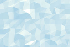 Geometric shape background Stock Photography