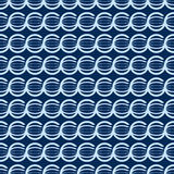 Geometric shape seamless.  illustartion Stock Photo
