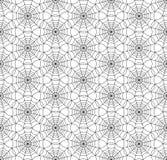 Geometric shape seamless web texture. Halloween pattern Royalty Free Stock Image