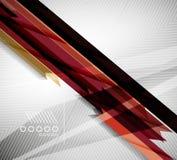 Geometric shape straight stripes background Royalty Free Stock Image